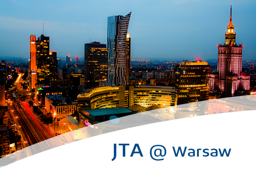 jta in intro warsaw